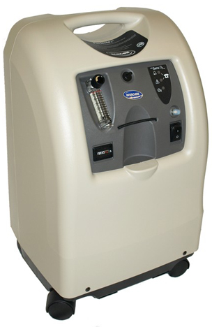 """RENT IT"" Invacare Perfecto2 Oxygen Concentrator"