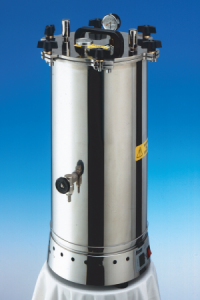 The ST 3028 Portable Autoclave