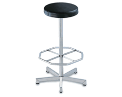 Stool with Footrest