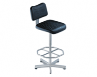 Swivel Chair with Footring