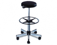 Swivel Stool with Footring